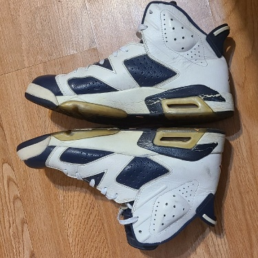 Jordan 6 Retro Olympic London (2012)