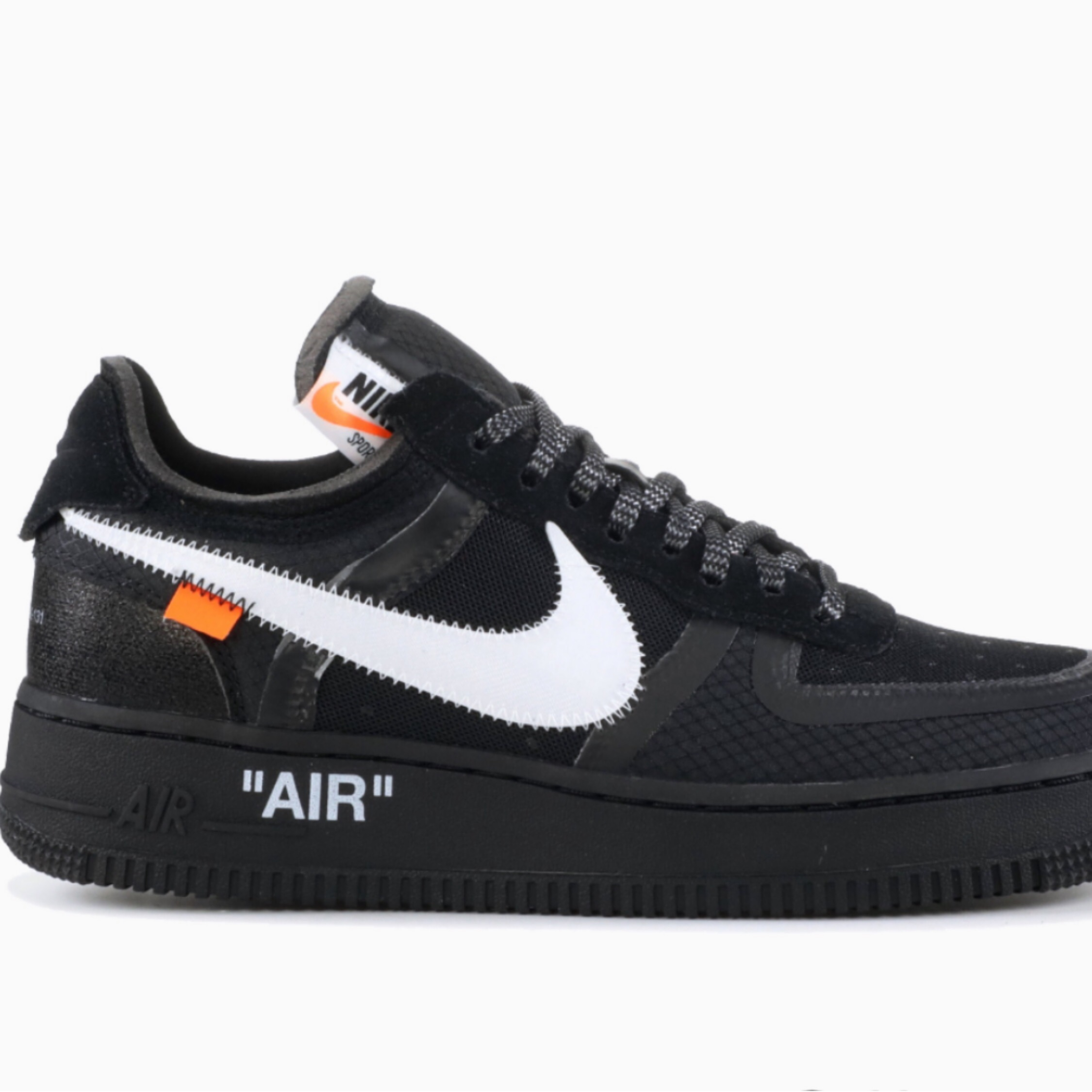 finest selection 888ec c27e8 Air Force 1 Low Off-White Black White