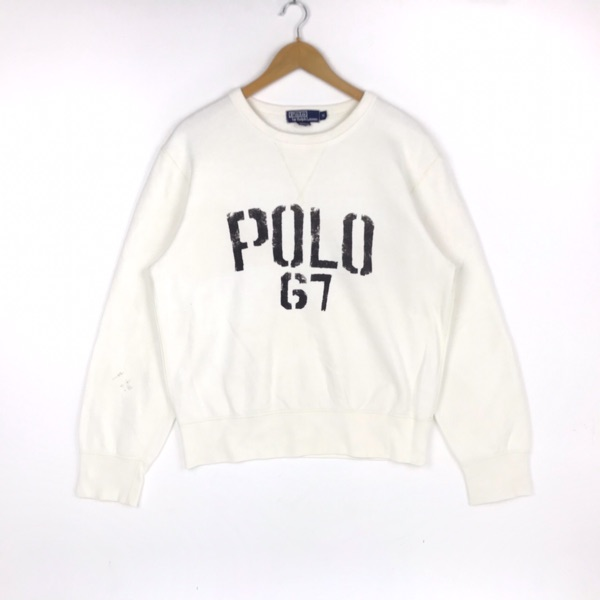 Vintage Polo Ralph Lauren Sweatshirt Fashion Style