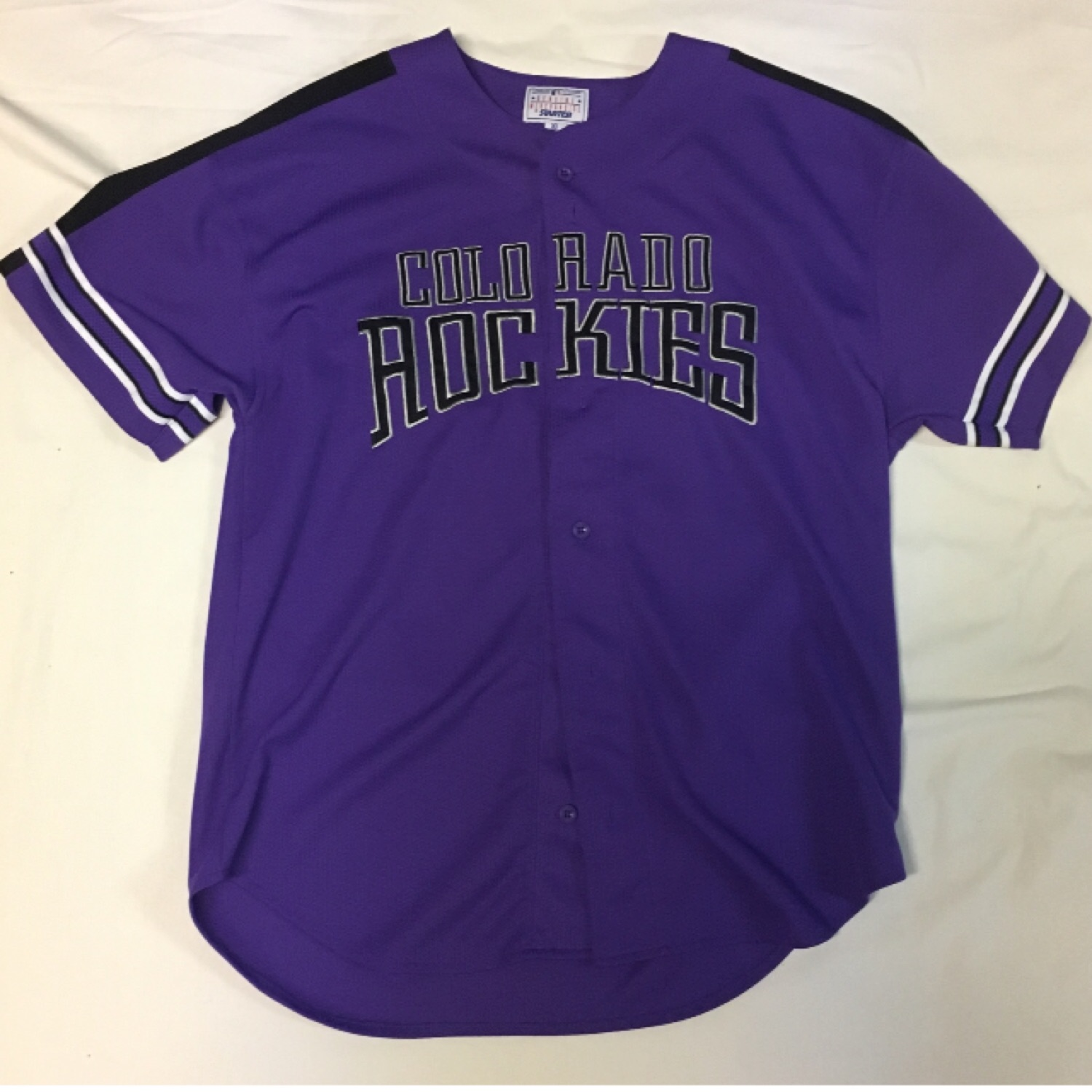 new arrival 7ab03 9d449 Colorado Rockies Vintage Jersey