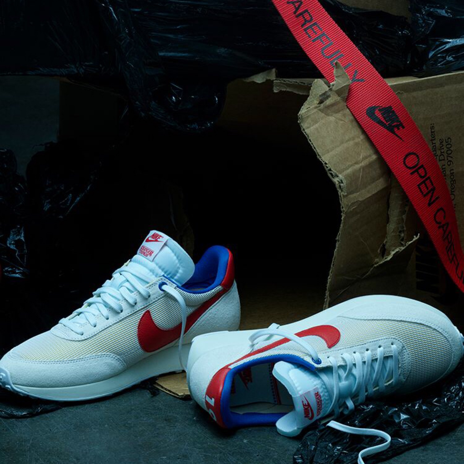 Nike X Stranger Things Air Tailwind Trainers Proxy