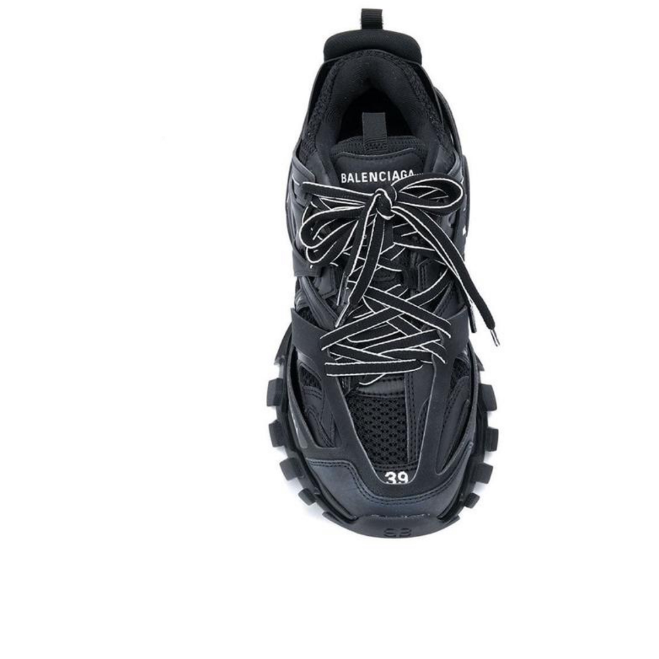 Balenciaga Track LED Trainer Sneakers Black KicksVogue