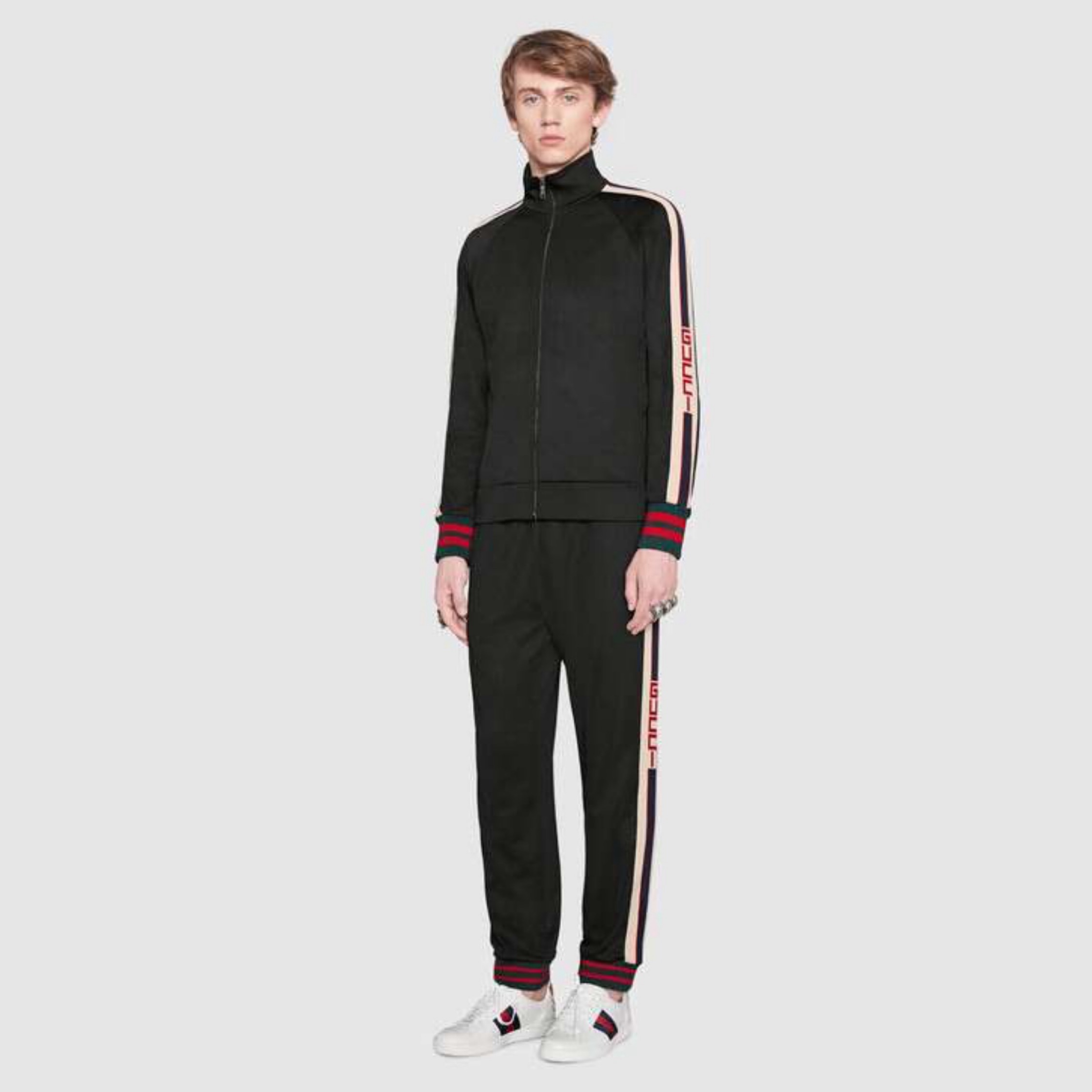 Gucci Technical Jacket