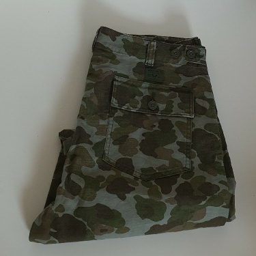 Very rare FW11 Supreme duck camo utility pant size 34 trousers W34 L32