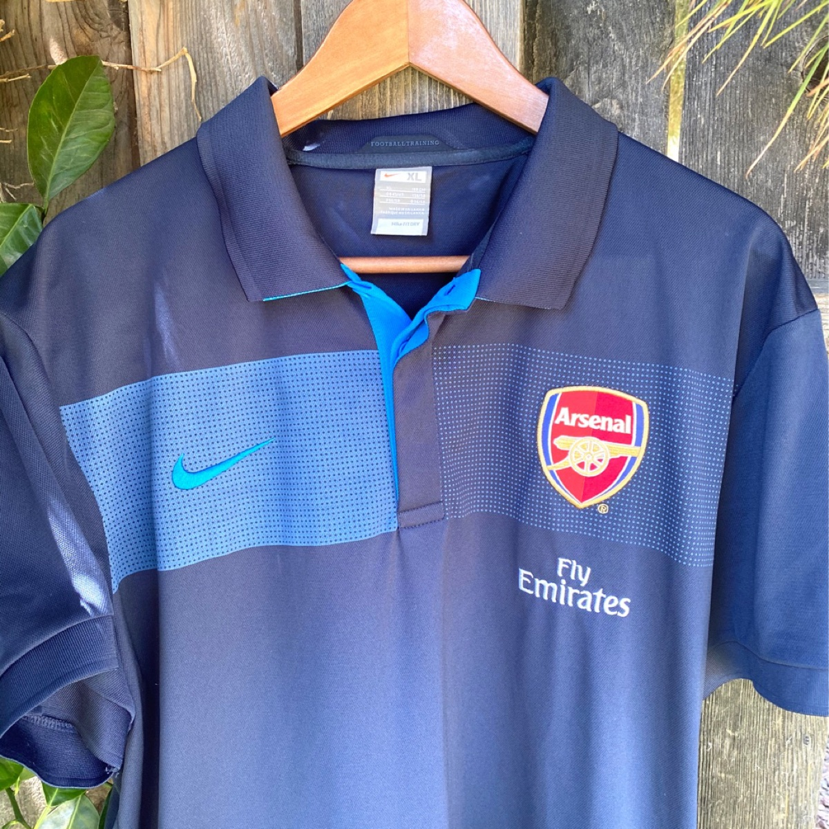 Nike Arsenal polo shirt