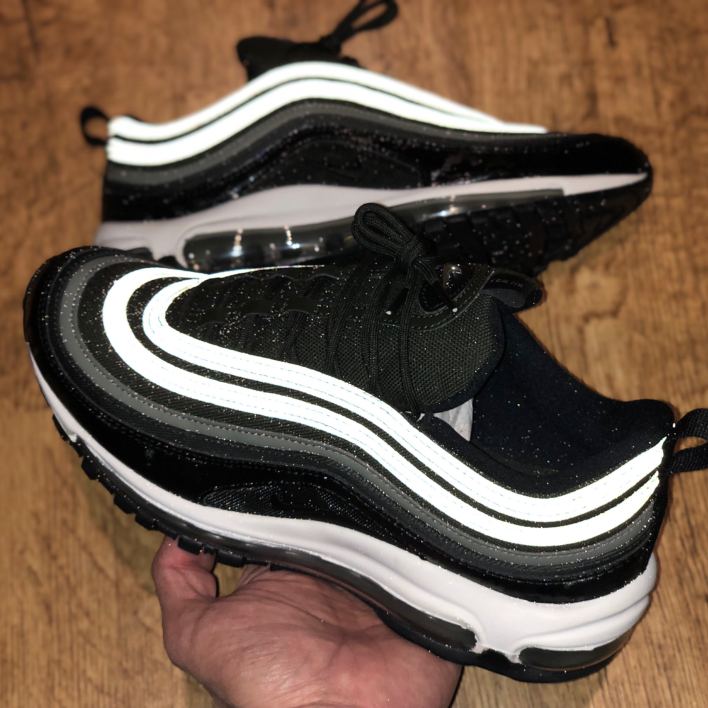 best half price best deals on Nike Air Max 97 Premium Camo Uk 6 Eur 40 Us 8.5