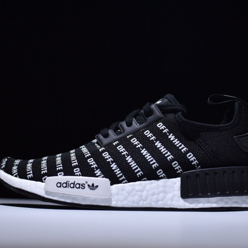 brand new 6538c 7ff72 OFF WHITE X ADIDAS NMD R1 BOOST