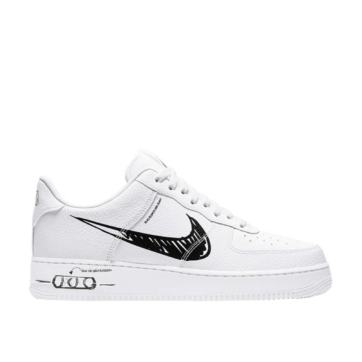 Nike Air Force 1 Low Sketch White