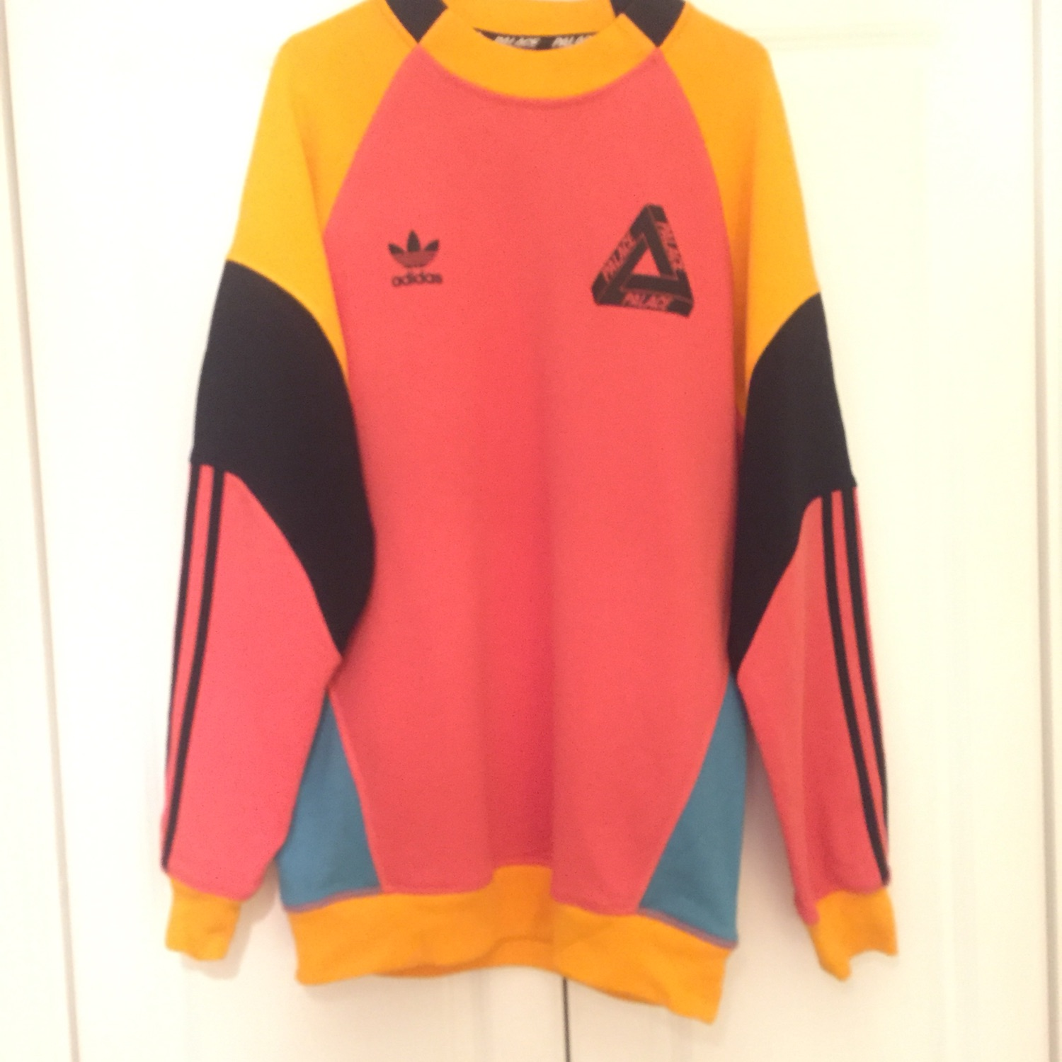 Palace X Adidas. Size Medium