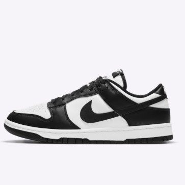 Nike Dunk Low Retro Black White