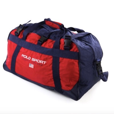 Red Polo Sport Bag