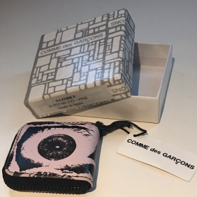 Ss17 Supreme Comme Des Garcons Cdg Eye Coin Pouch
