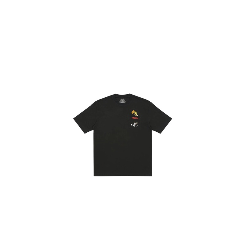 Palace X Looney Tunes T-Shirt Black