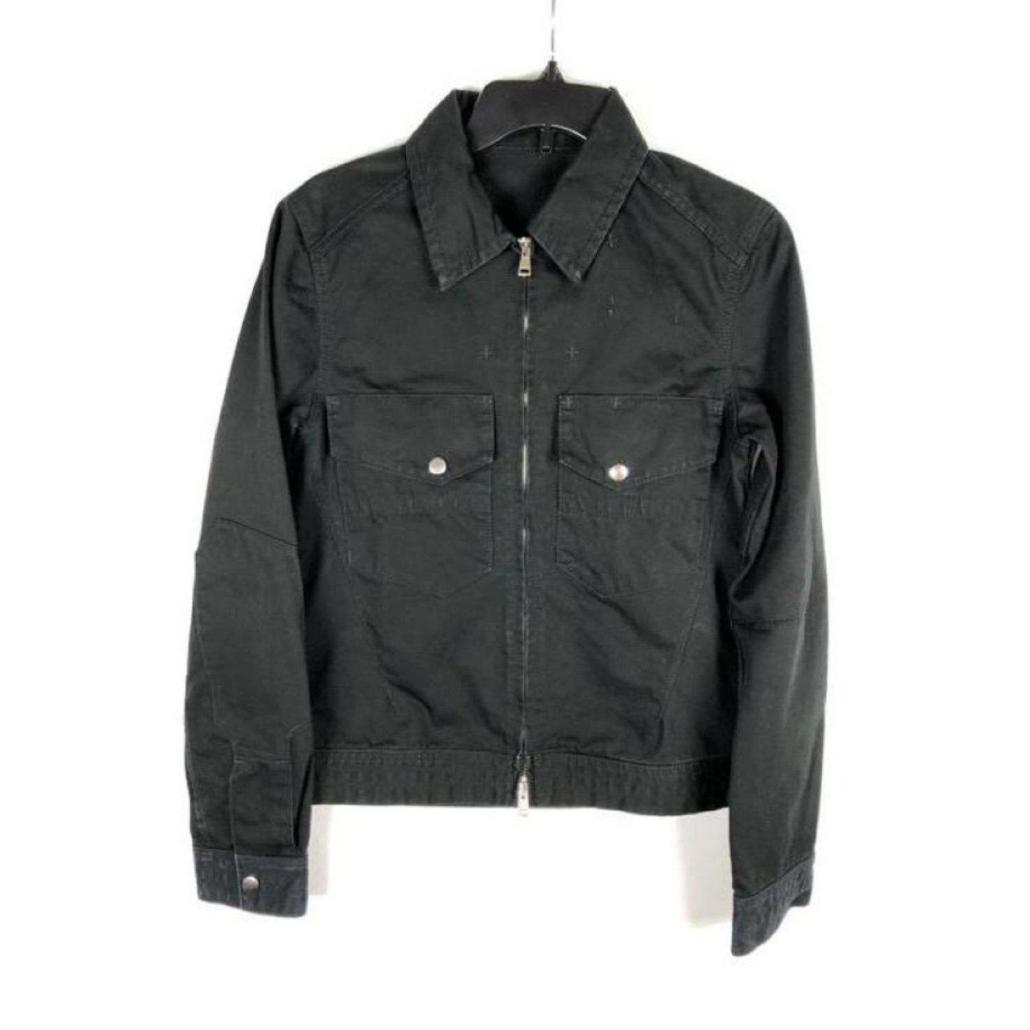 Number (N)Ine Double Zip Work Jacket
