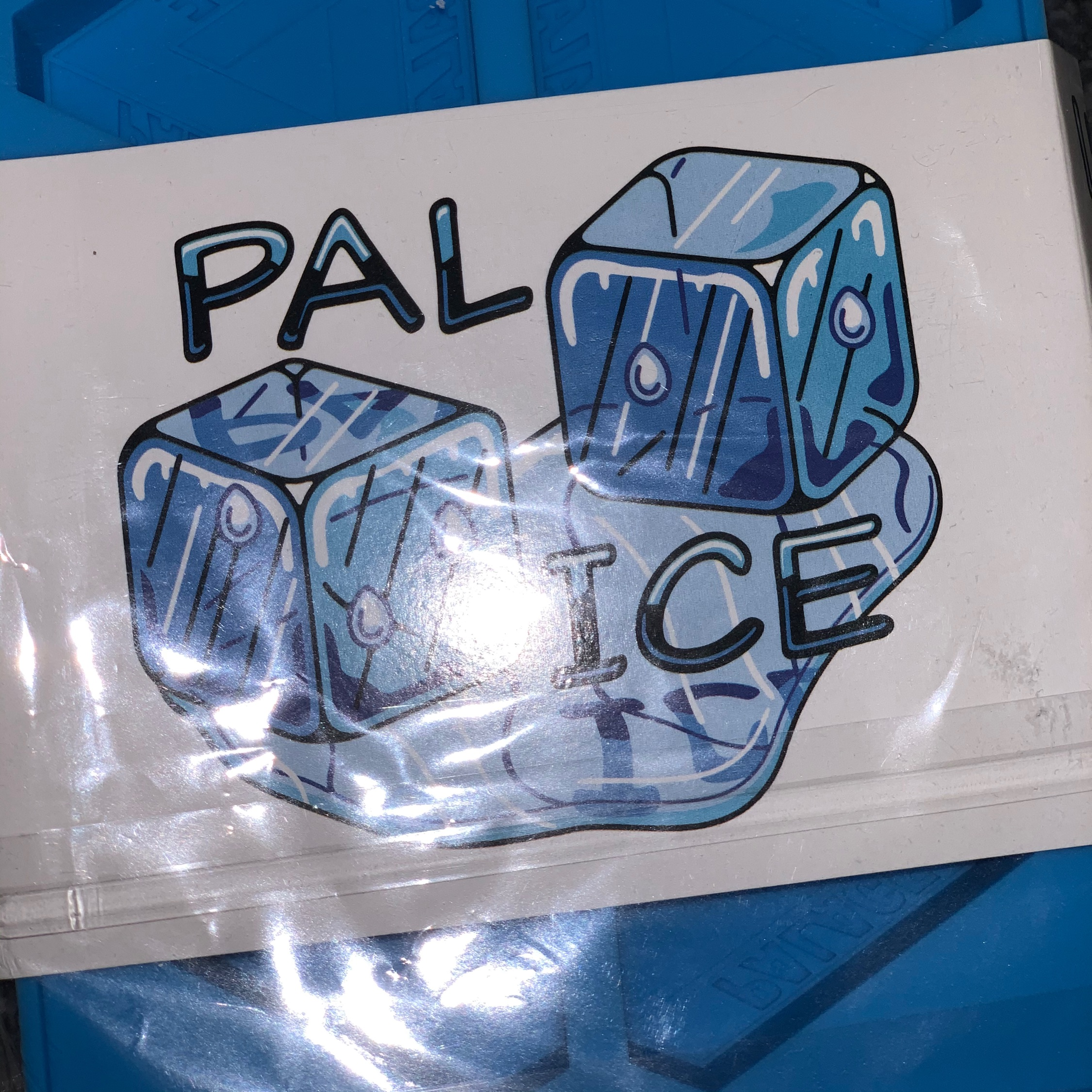 Palace Ice Cube Tray Palice