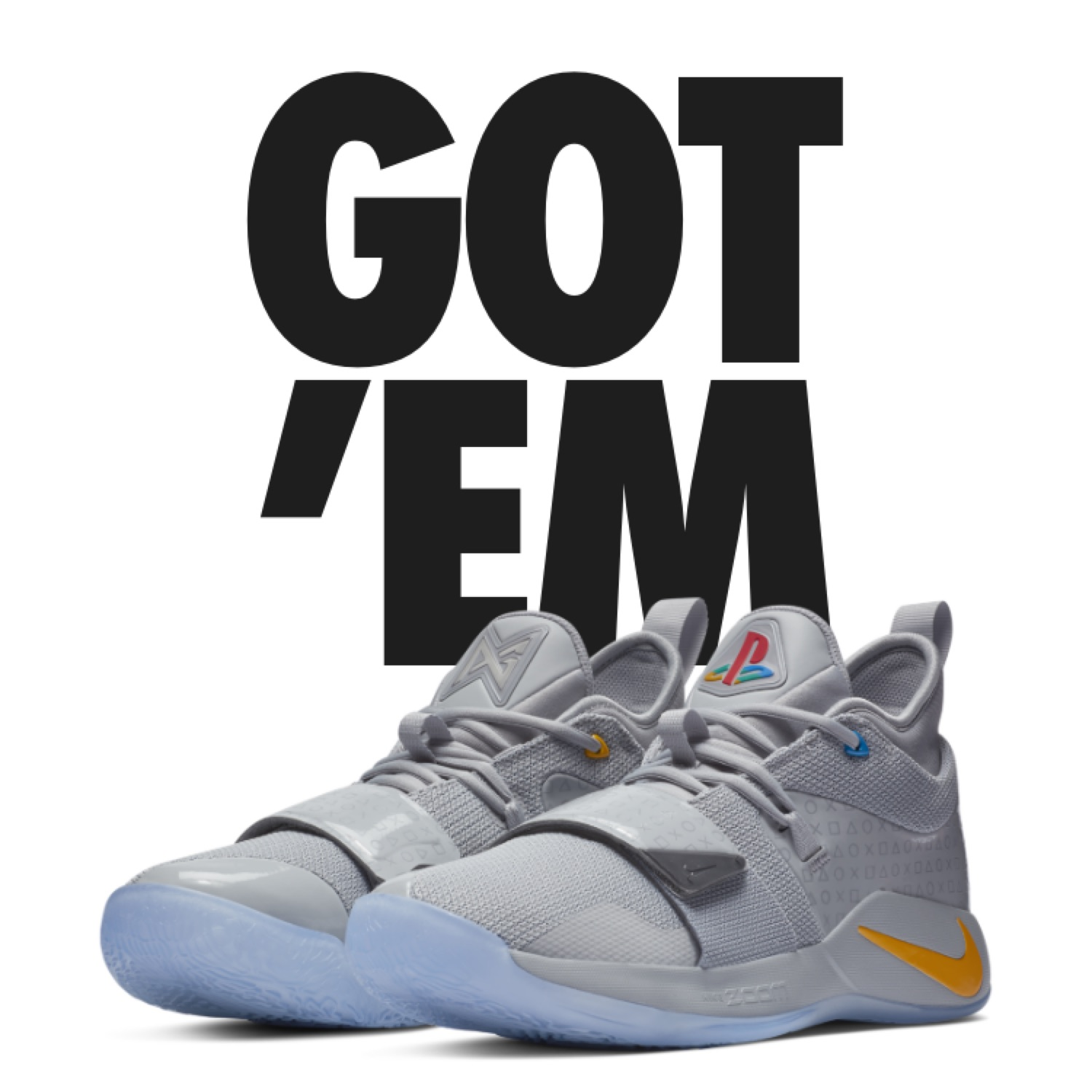 brand new 58dde eacc8 Nike Pg 2.5 X Playstation (Price Negotiable)