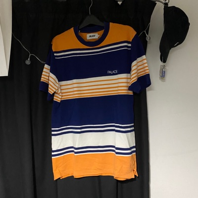 "Striped Palace ""Ello Ello"" T-Shirt/Top/Tee"