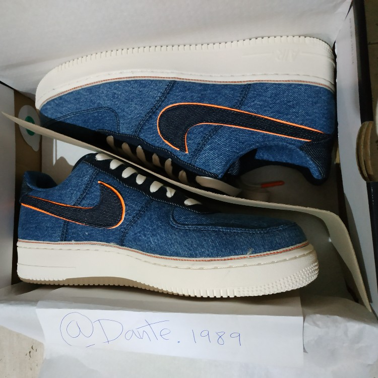 Nike Air Force 1 Low PRM 3x1 Denim