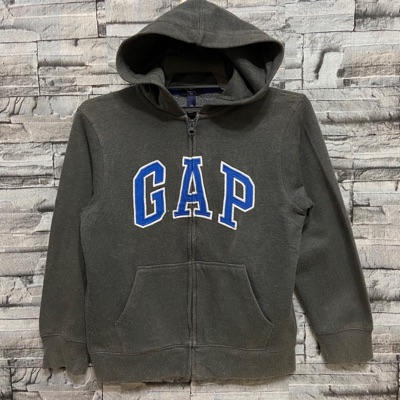 Vintage Gap Embroidered Hoodie Size L Fit S