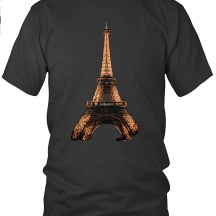 Paris Tee Shirt