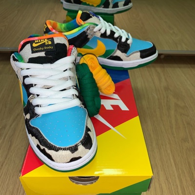 Chunky Dunky-Nike Sb Dunk Low X Ben & Jerry's(5.5)