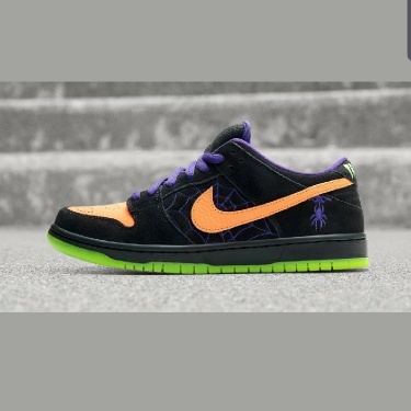 Nike Sb Dunk Low Night Of Mischief Halloween Pack