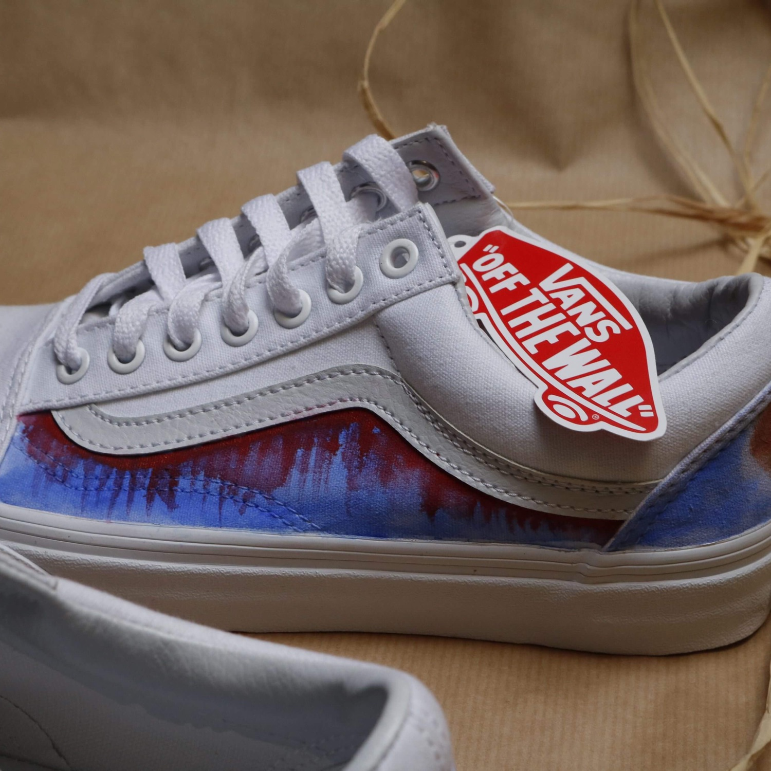 Custom Old Skool Skool Vans Vans Vans Custom Vans Old Custom Old Skool Custom UVpMqSzG