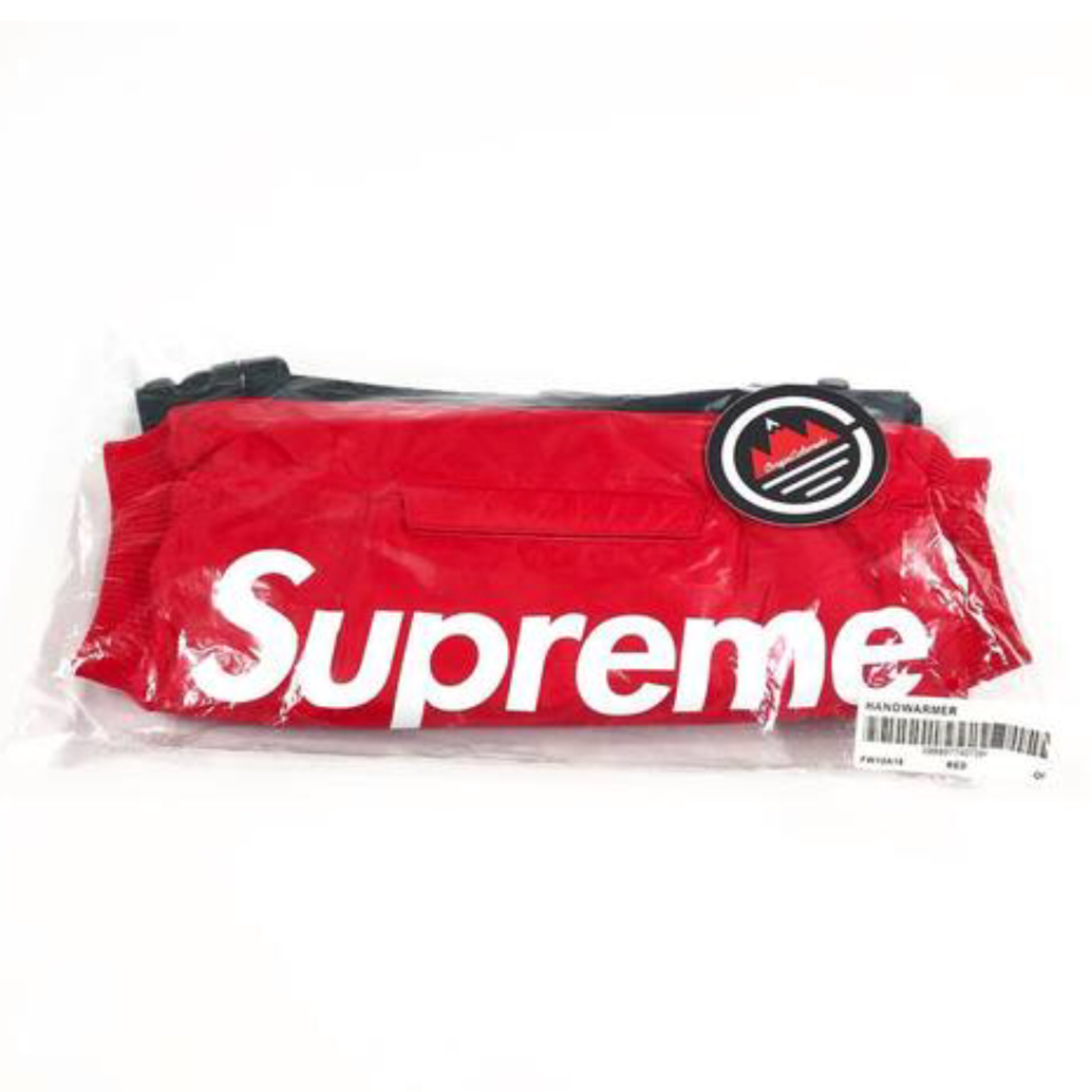 Supreme Cordura Red Hand Warmer New