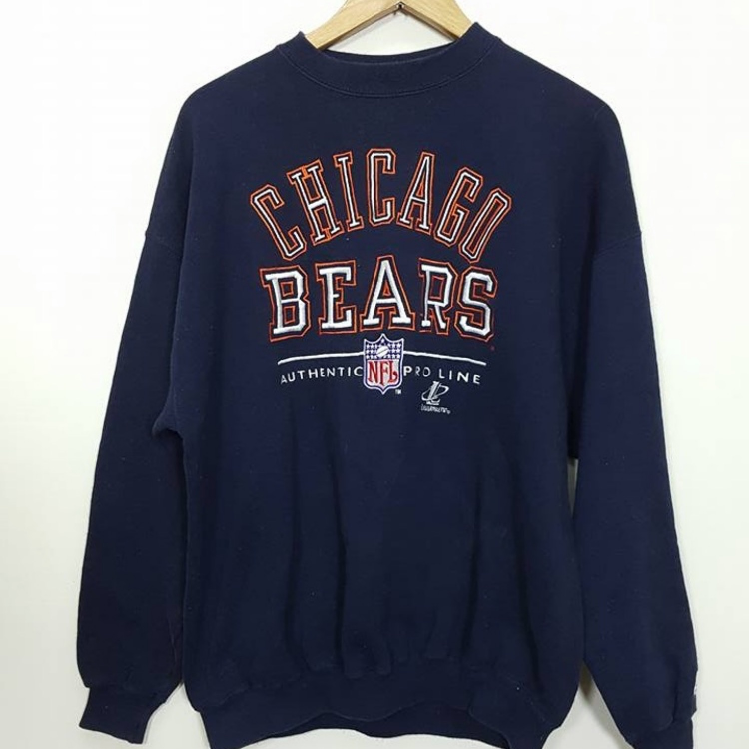 more photos 204a0 3857c Vintage Pro Line X Nfl Chicago Bears Sweatshirt