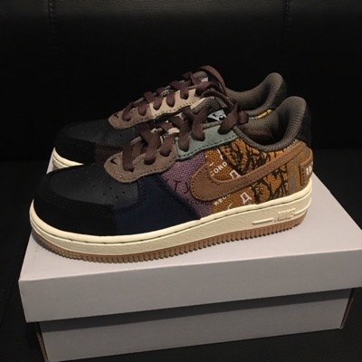 Air Force 1 Low Travis Scott Cactus Jack (PS)