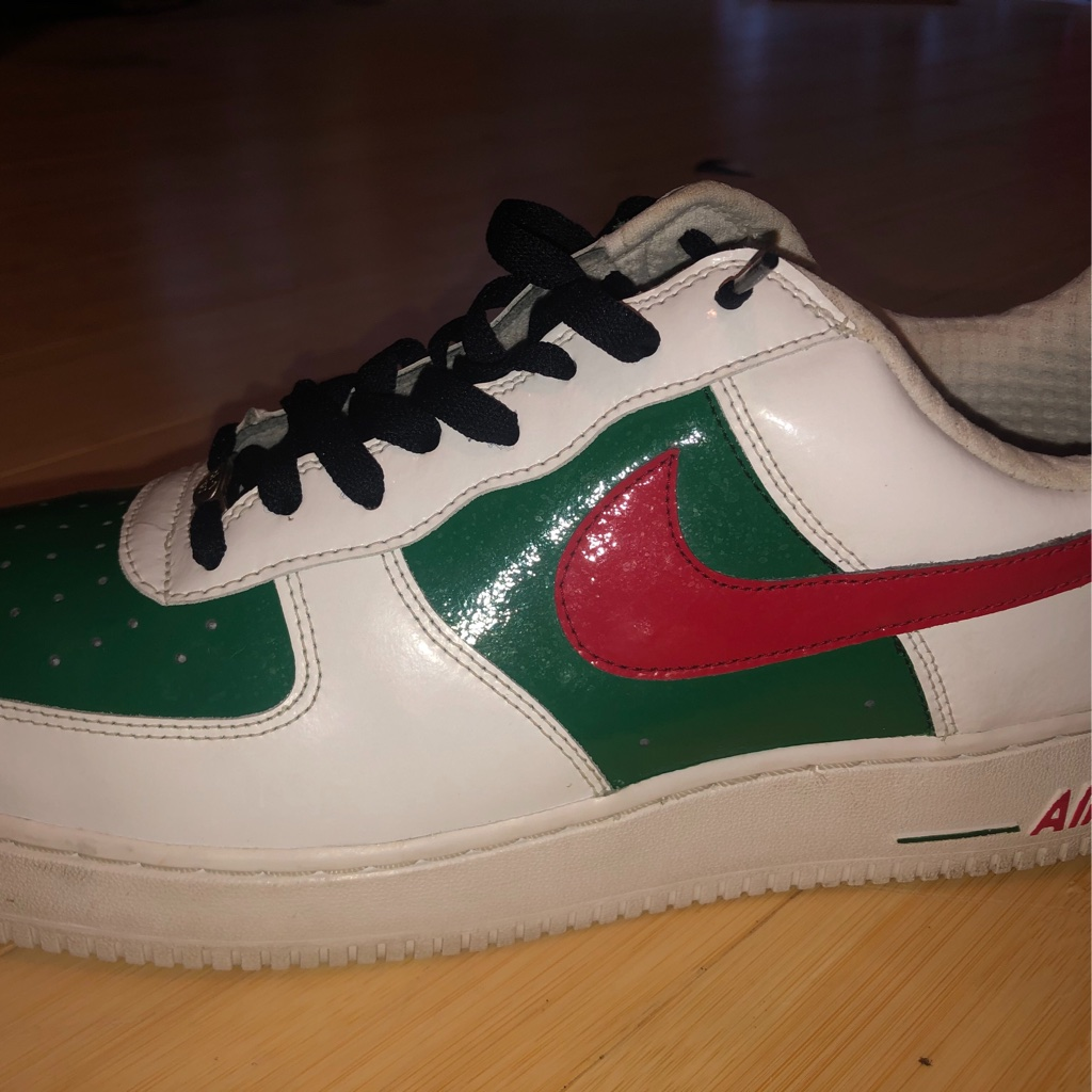tolerancia Pórtico Absoluto  Nike Air Force 1 Low World Cup Mexico