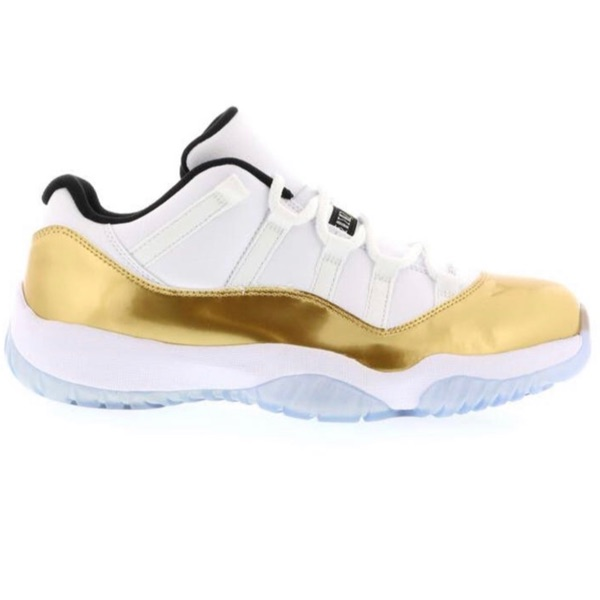 Air Jordan 11 Low (Gold) Closing Ceremony