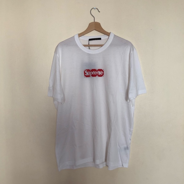 Supreme/Louis Vuitton - Box Logo Tee