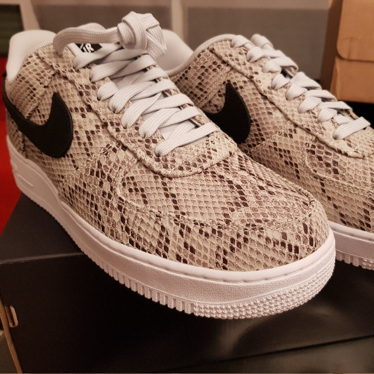 Nike AIR FORCE 1 '07 PREMIUM SNAKESKIN