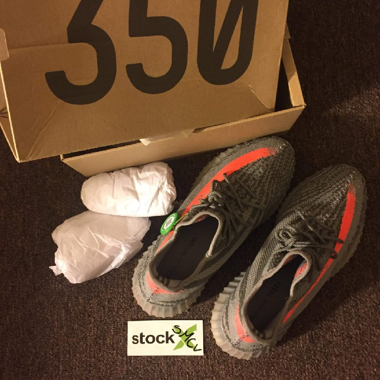 2499d952c6c Adidas Yeezy Bost 350 V2 Beluga 1.0 Stockx Steal