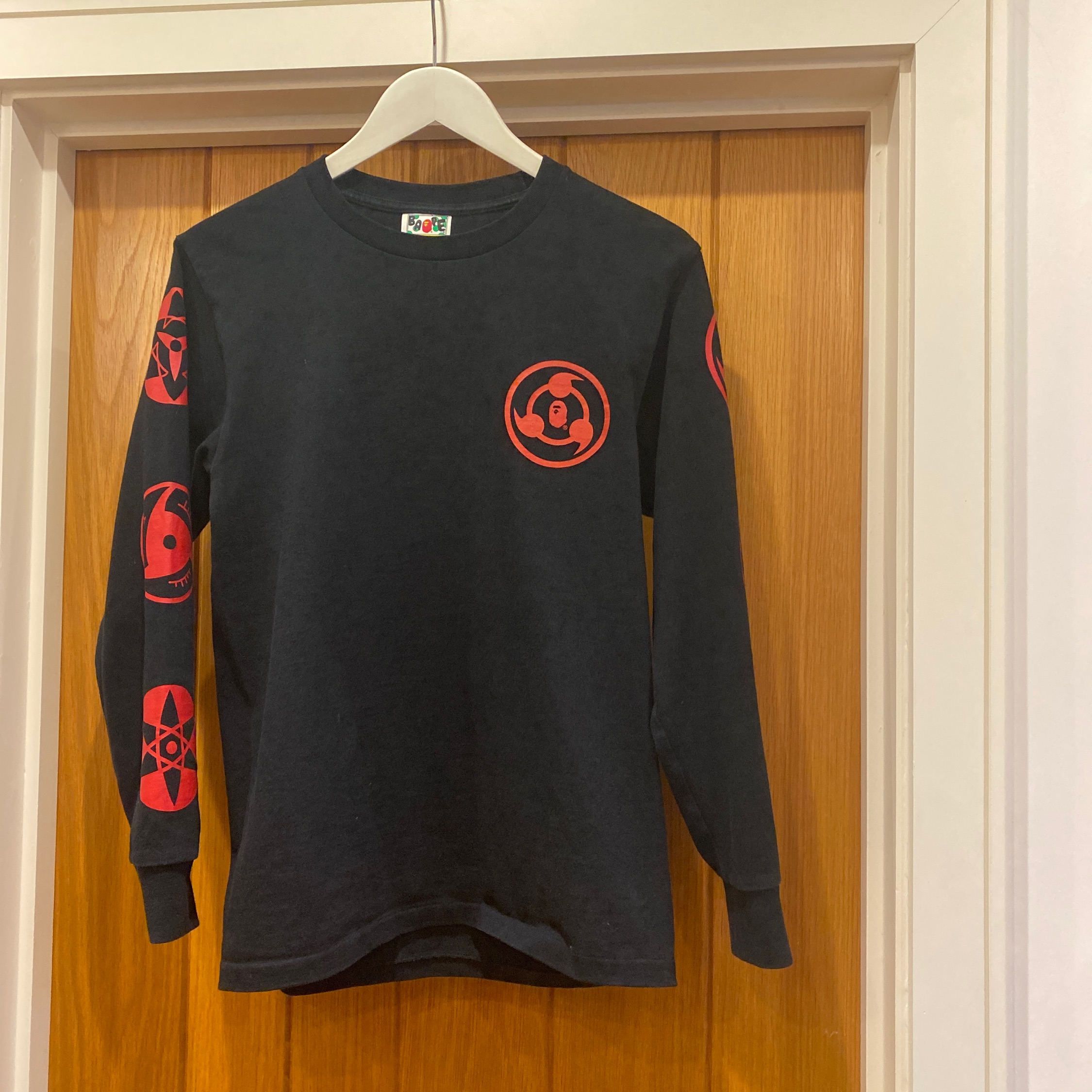 Bape X Naruto Top