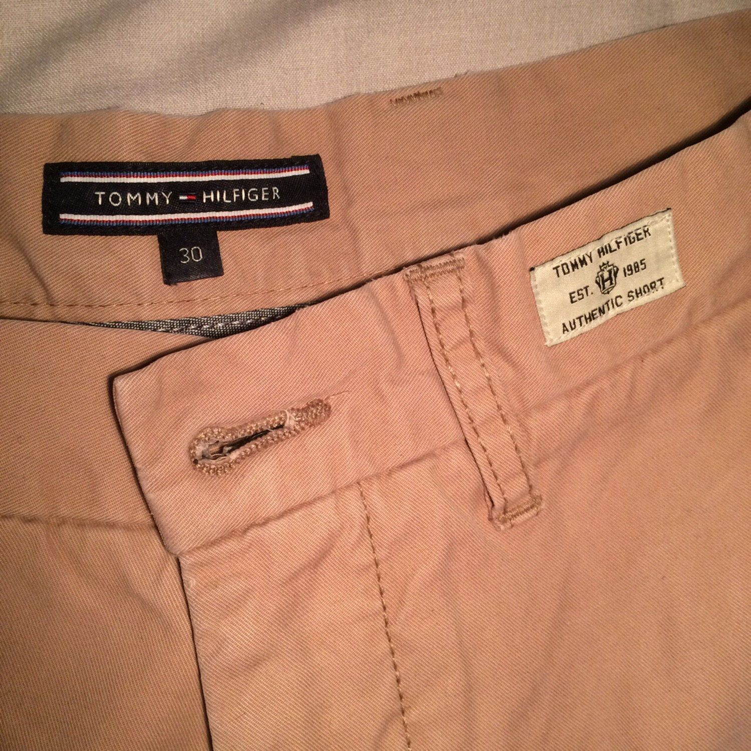 7e076708 Tommy Hilfiger Shorts, Authentic -Price Drop-!!!!