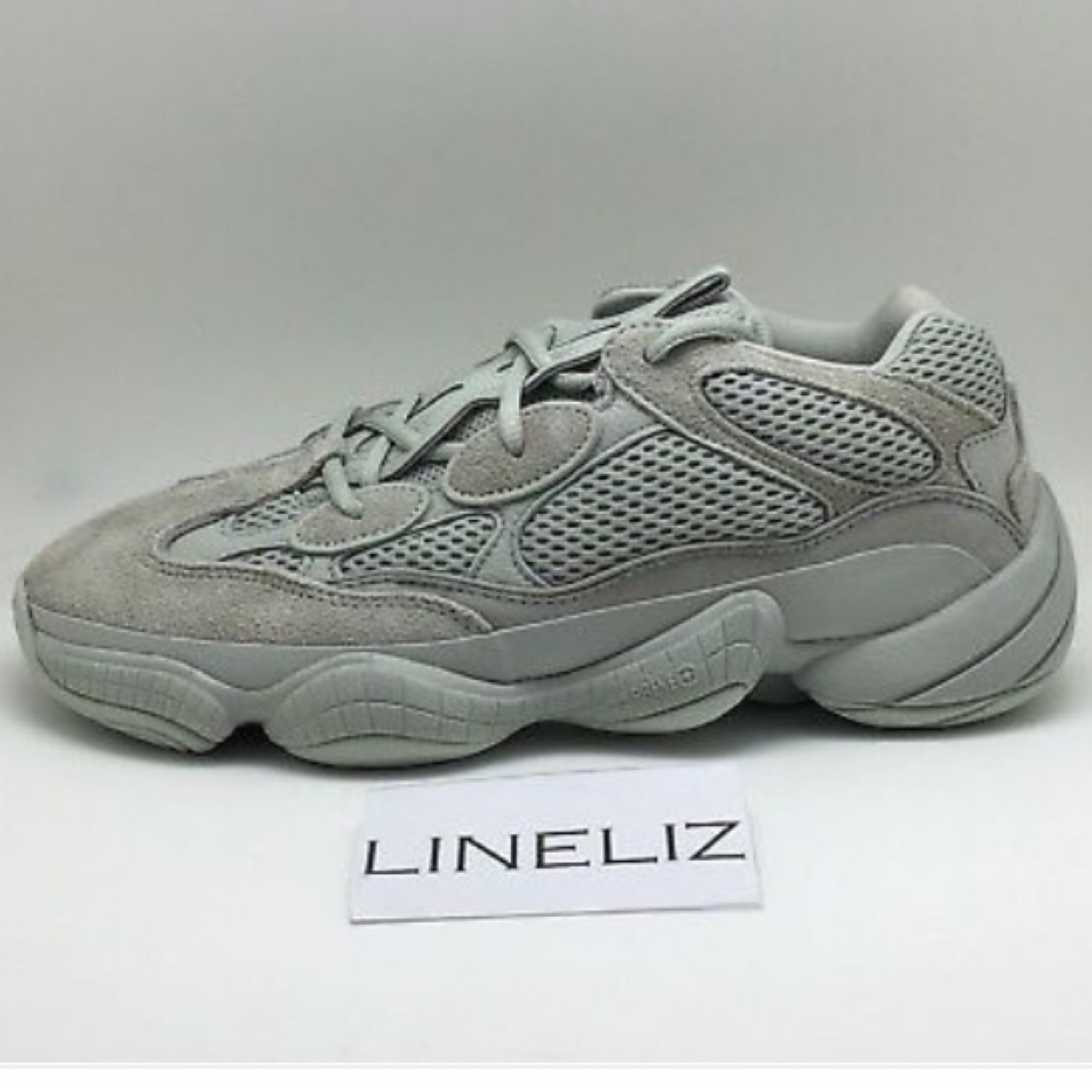 separation shoes 52f80 05dda Adidas Yeezy 500 Desert Rat Salt