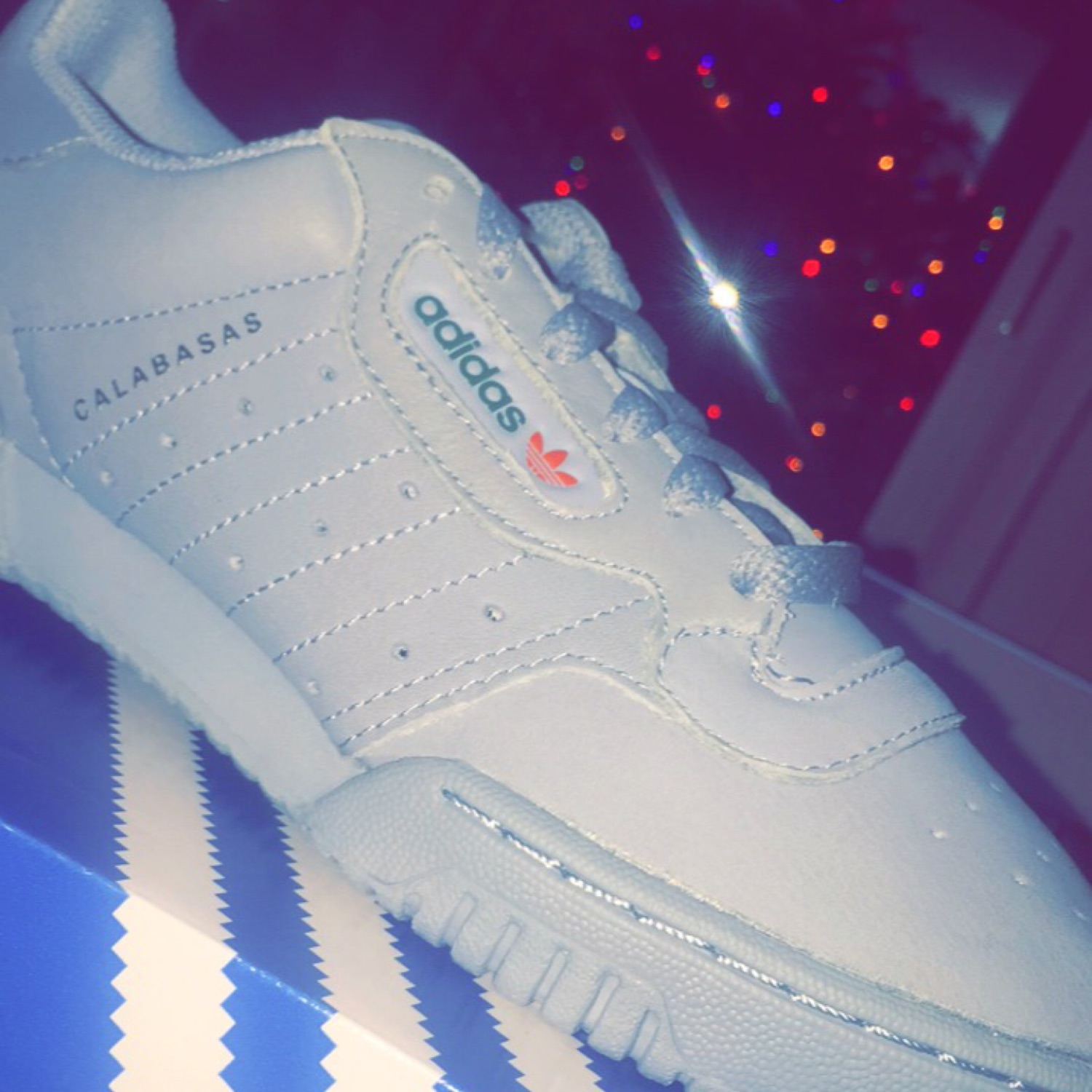 Adidas Yeezy Powerphase Uk6.5