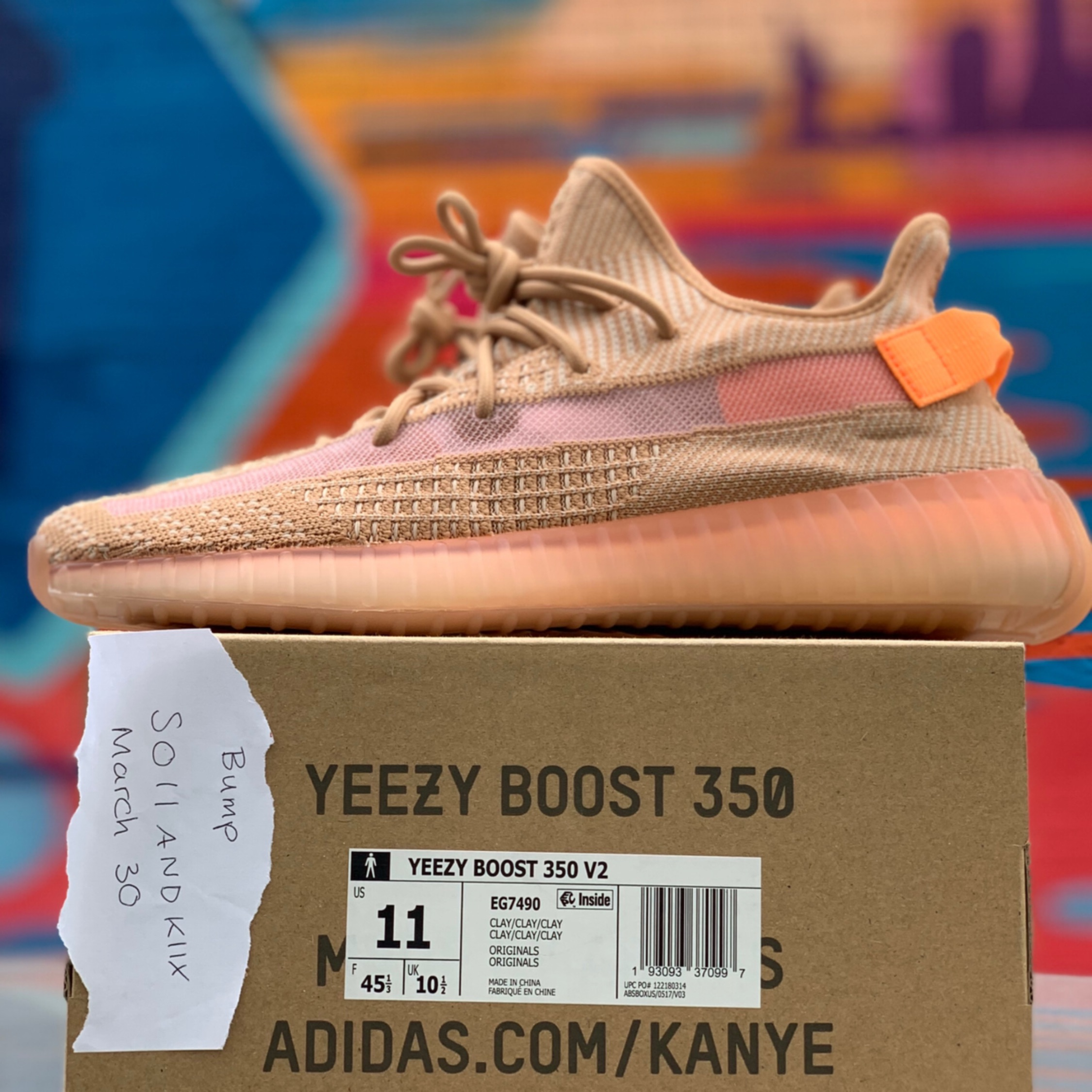 5c5c82f28b7ff Yeezy Boost 350. 1 like