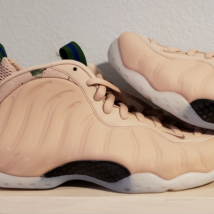 NIKE AIR FOAMPOSITE ONE MIDNIGHT NAVY ...illCurrency