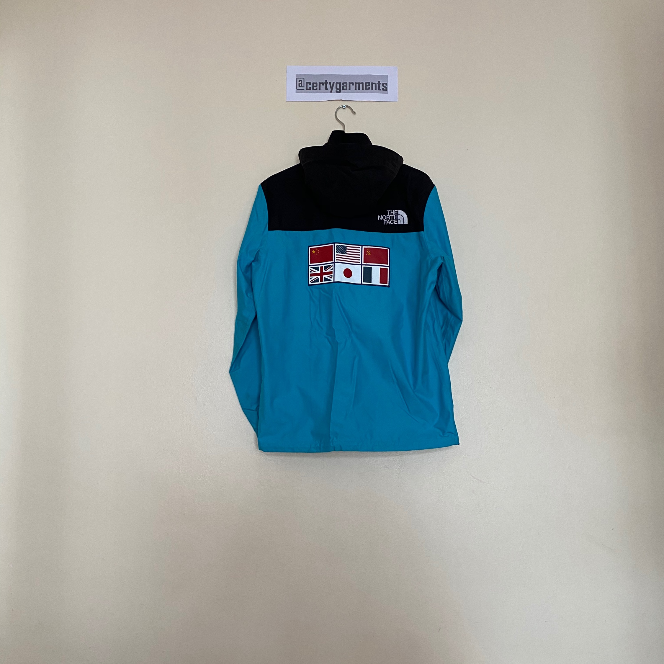 Supreme/North Face - Expedition Coach Jacket Fw14