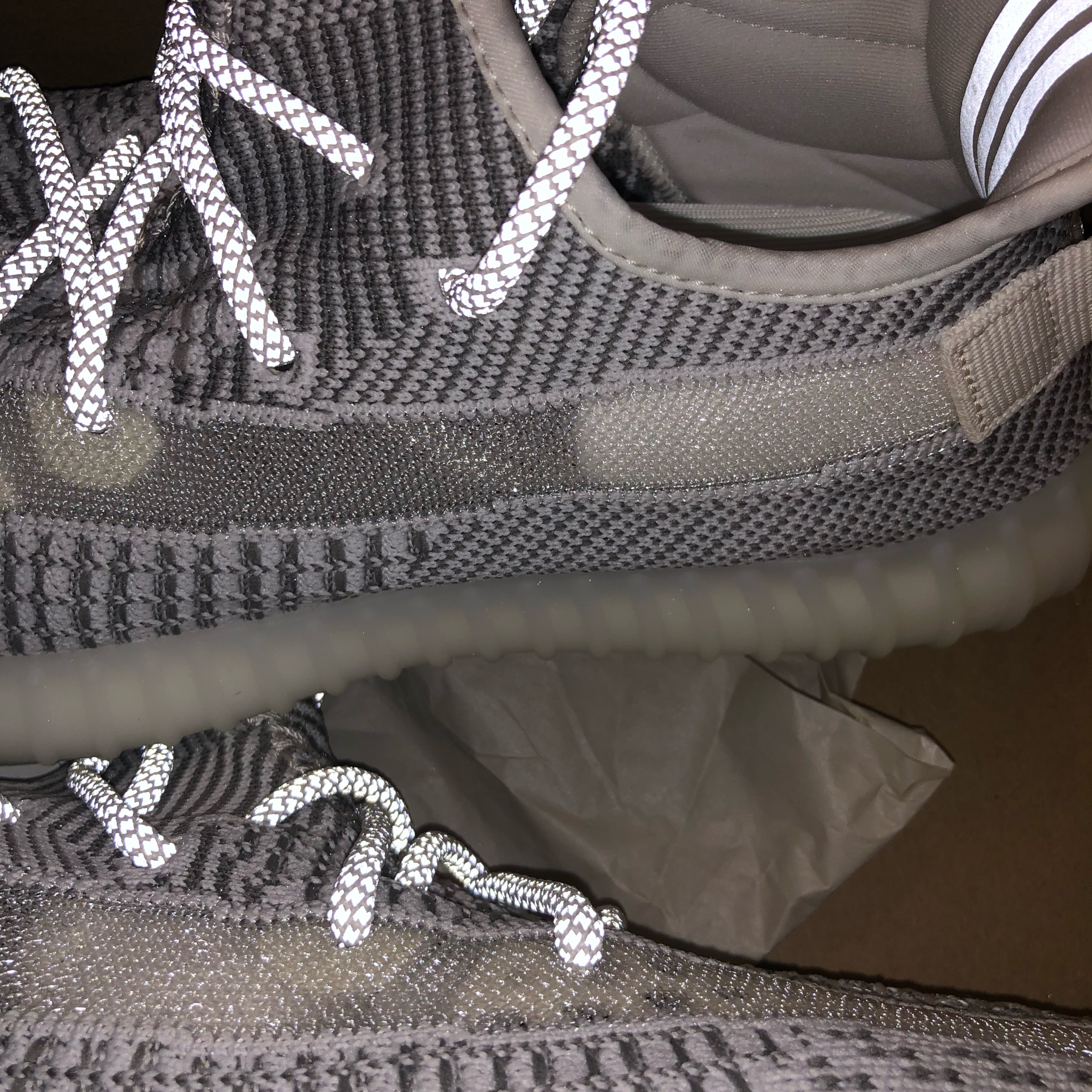 sports shoes d728f 8005e Yeezy Boost 350 Grey (Gris)