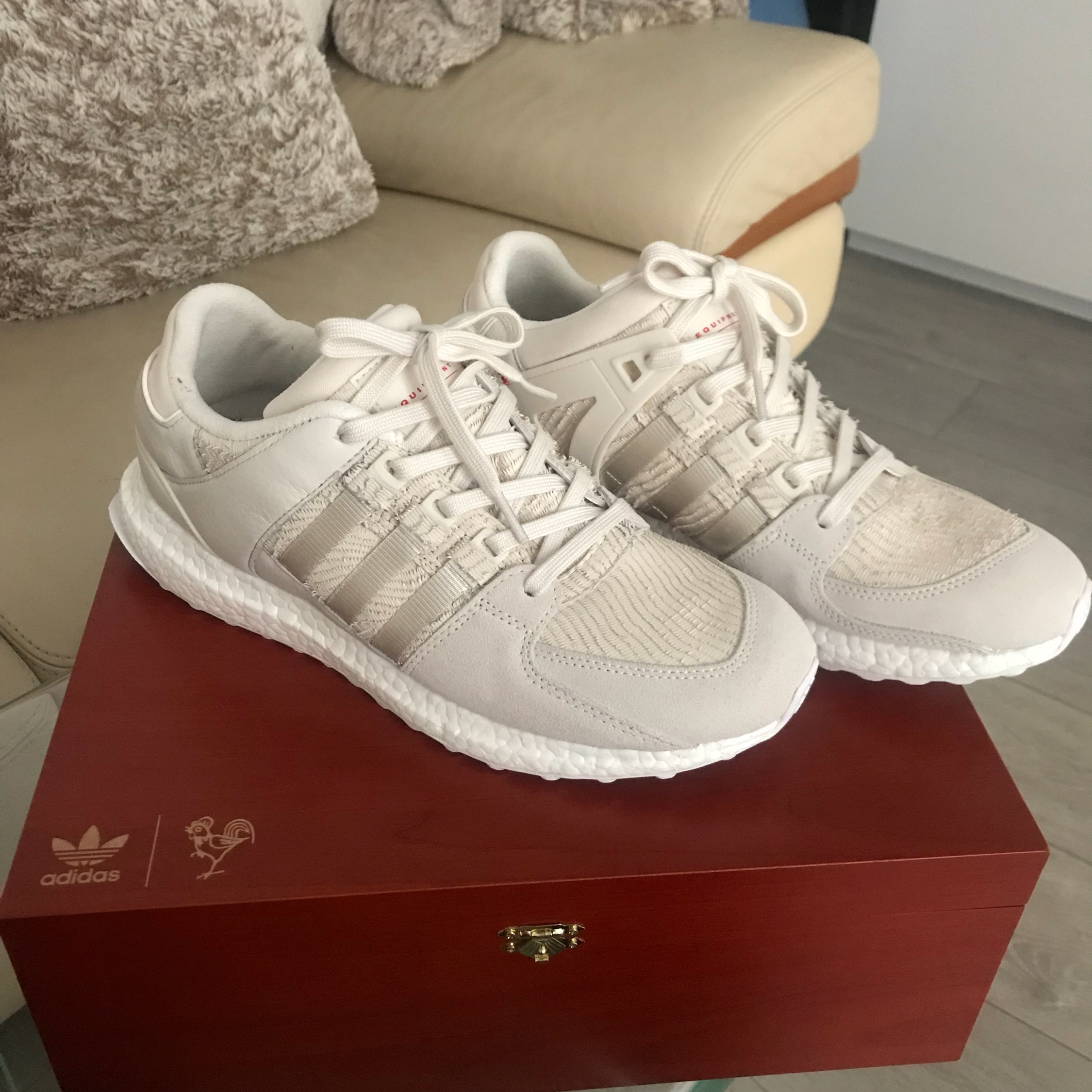 uk availability eca0a d3112 Adidas Eqt Support Ultra 93/16 Chinese New Year