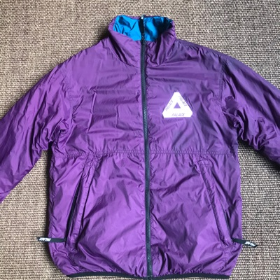 Palace Reversible Thinsulate Purple/Teal