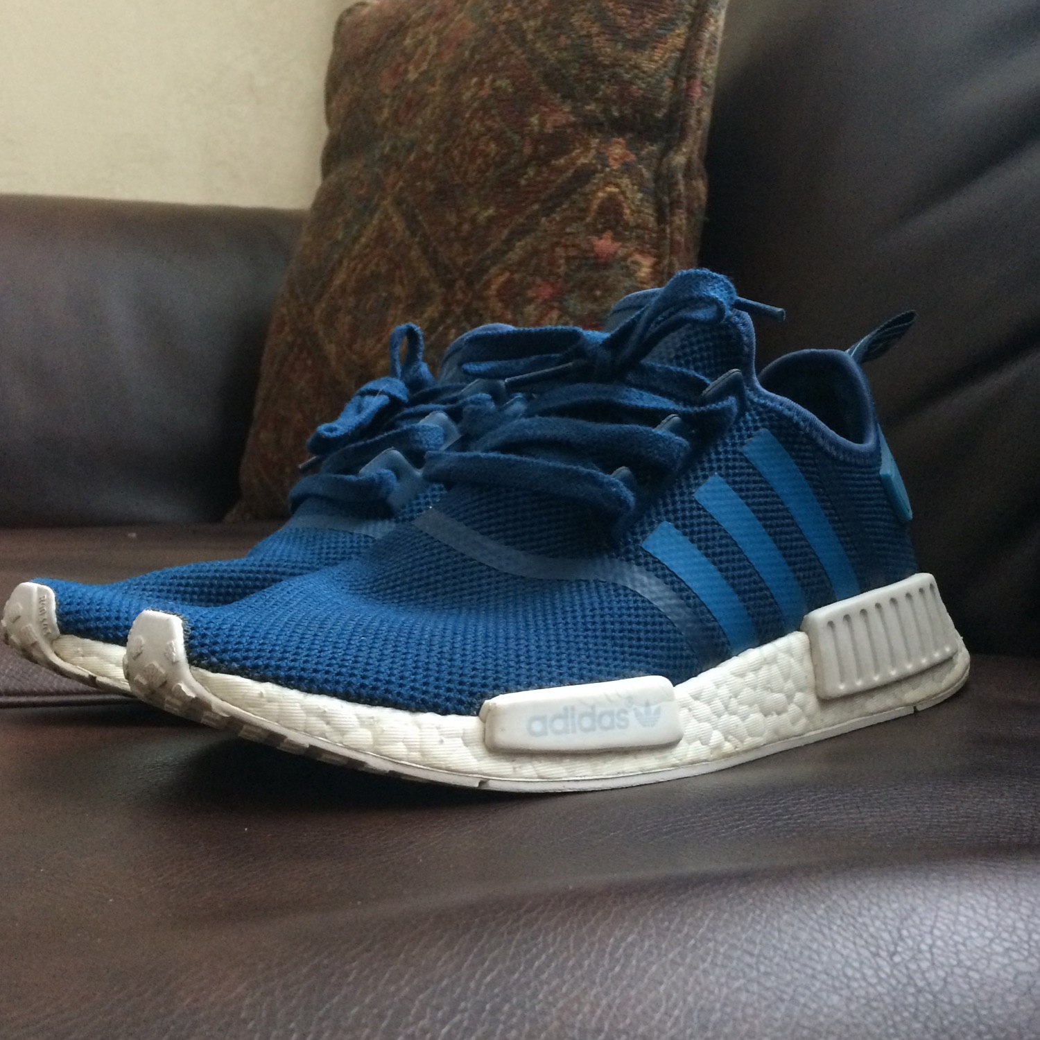 competitive price b0f62 96220 Nmds Blue Steel