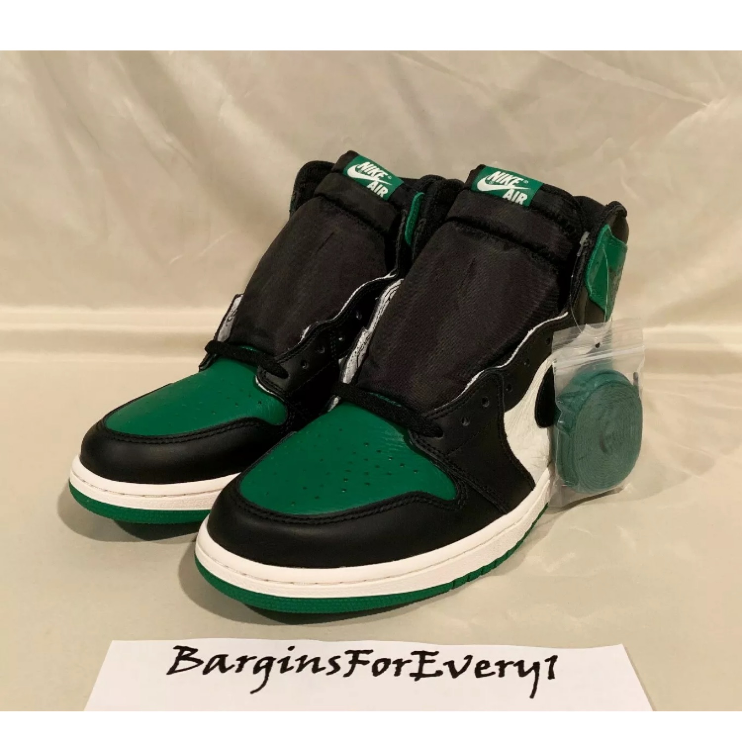 reputable site 084b6 e6887 Air Jordan 1 Retro High Og - Pine Green