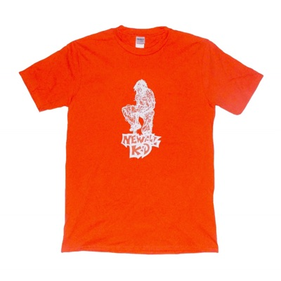 V-98 | Sketch Tee | Newell Kid | Orange