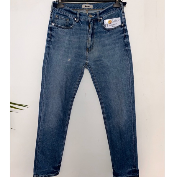 Acne Studio Jones Vintage Denim