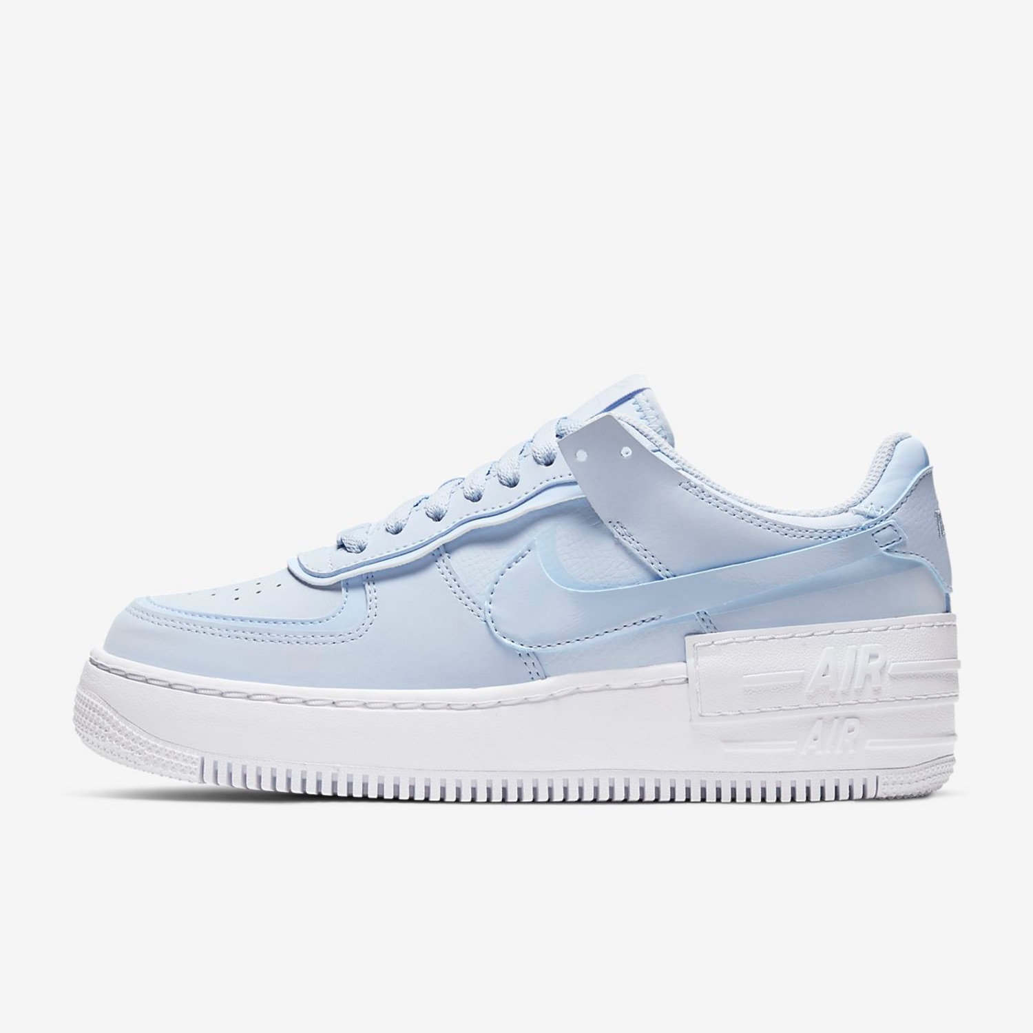 Air Force 1 Shadow Hydrogen Blue - Us 6.5 | Eu 39